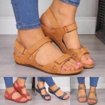 Fashion Flat Heel Open Toe Sandals