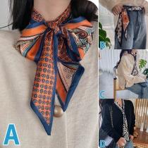 Fashion Multifunctional Printed Scarves