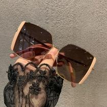 Creative Style Irregular Frame Sunglasses