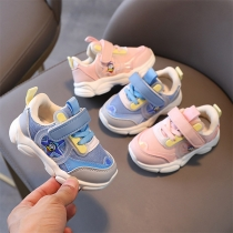 Fashion Anti-slip Breathable Velcro Baby Toddler Sneakers